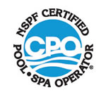 NSPF Certified Pool & Spa Operator by Instructor Gil Daws