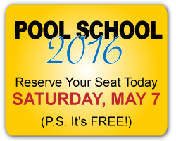 Pool School 2016 – May 7