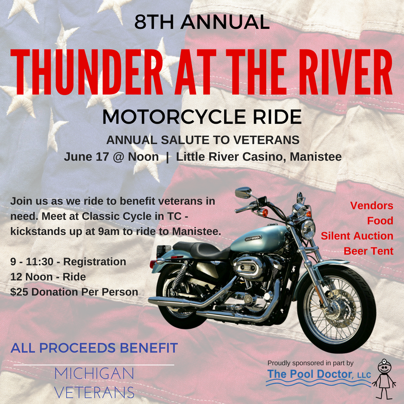 Proud Sponsor of Thunder at the River