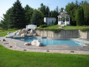 The Pool Doctor LLC Swimming Pool Refurb